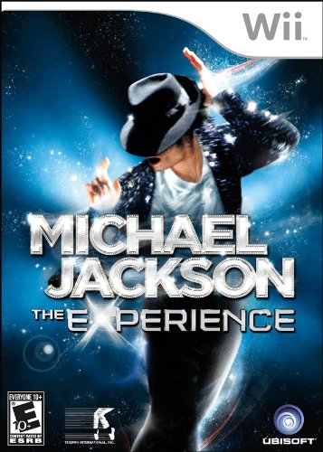 Michael Jackson The Experience – Nintendo Wii