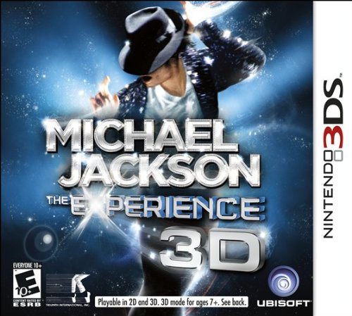 Michael Jackson The Experience – Nintendo 3DS